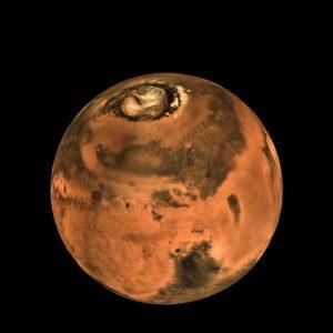 MARS IMAGE BY MOM